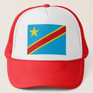Congo-Kinshasa Flag Hat