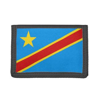 Congo-Kinshasa Flag Wallet