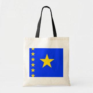 Congo Kinshasa High quality Flag Bags