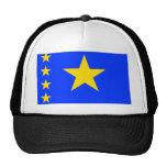 Congo Kinshasa High quality Flag Cap