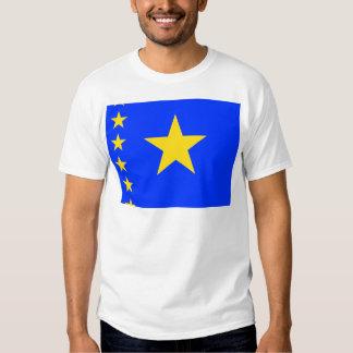 Congo Kinshasa High quality Flag Shirts