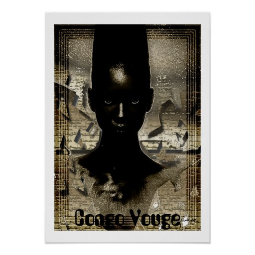 Congo Vouge Poster