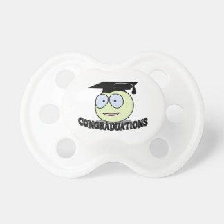Congraduations Smiley With Grad Cap Dummy