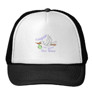 CONGRATS ON NEW CAP