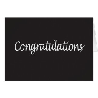 Congrats-On Your Stinky Vagina Note Card
