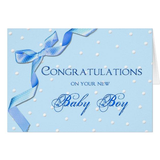 congrats baby boy