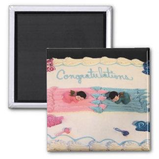 Congratulations Baby! Refrigerator Magnet