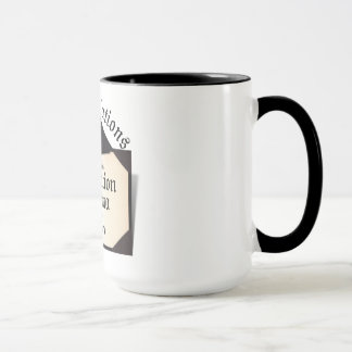 Congratulations! Certificate of Completion Diploma Mug