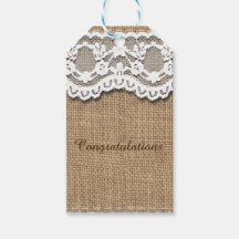 Congratulations Customisable Gift Tag