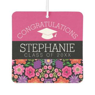 Congratulations Graduate Girly Flowers Graduation