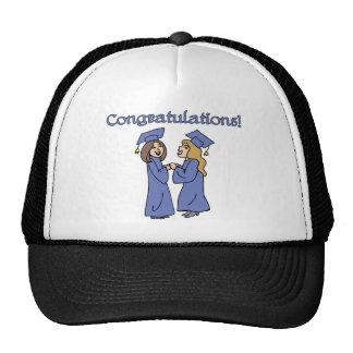 Congratulations Graduates! Mesh Hats
