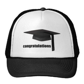 Congratulations Graduation Cap