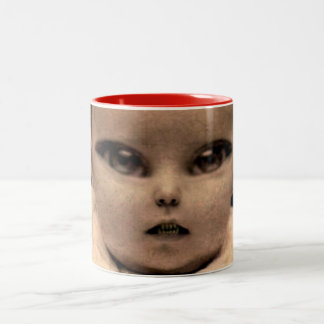 Congratulations, it's A Ghoul! Two-Tone Mug