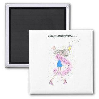 congratulations magnet