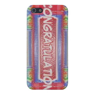 CONGRATULATIONS  -  Many ways to say it iPhone 5 Cases