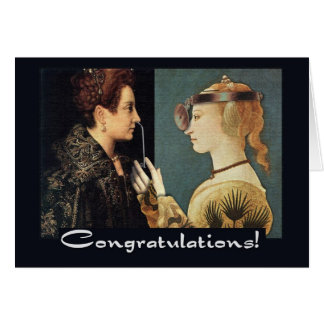 Congratulations Med School Acceptance Greeting Card