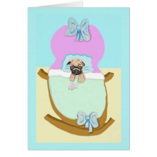 Congratulations n Your New Puppy Card