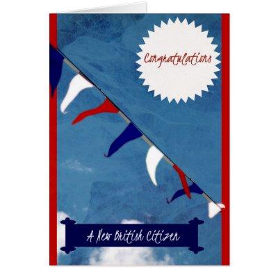 congratulations a new citizen card zazzle co uk
