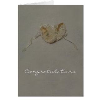 Congratulations New Grandparents Greeting Card
