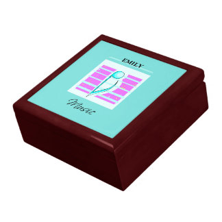 Congratulations Note, Musical Performance Gift Box