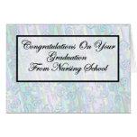 Congratulations Nursing School Graduation