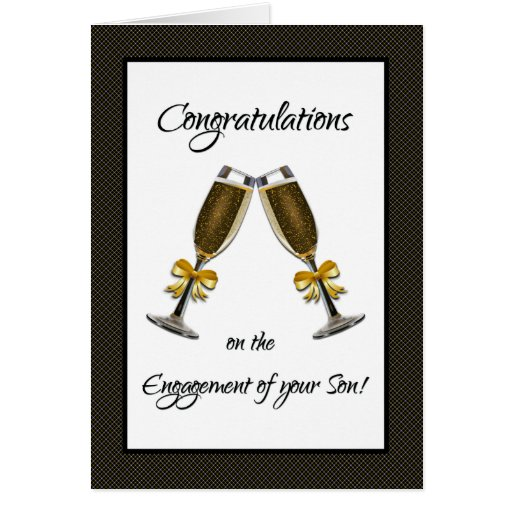 Congratulations On Your Engagement Cards Photo Card