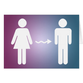 congratulations on the gender change card