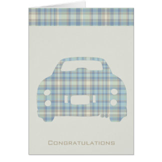 Congratulations on your new arrival greeting card
