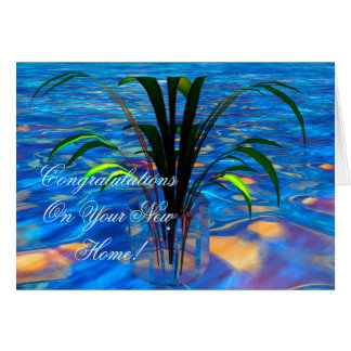 Congratulations On Your New Home! Greeting Card