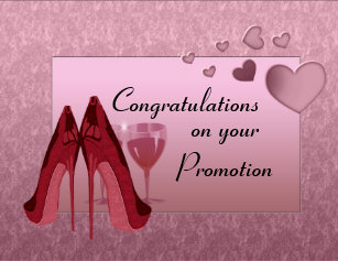 On your promotion congratulations cards zazzle congratulations on your promotion greeting card m4hsunfo