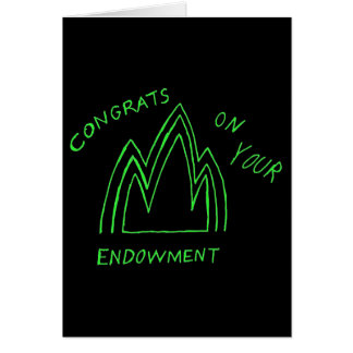 Congratulations on your Temple Endowment Cards