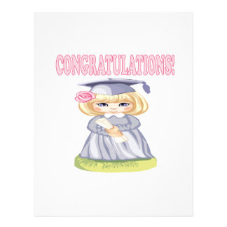 Congratulations Personalized Flyer