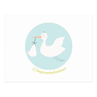 Congratulations Post Card