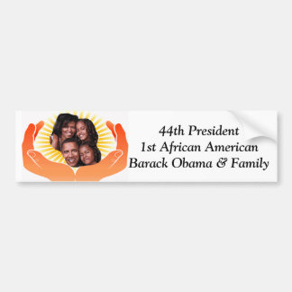 Congratulations President Obama_ Bumper Sticker