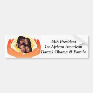 Congratulations President Obama_ Bumper Sticker