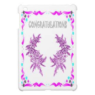 congratulations, sprig of heather cover for the iPad mini