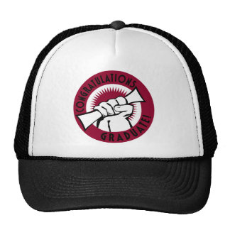 Congratulations Stamp Hat