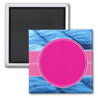 congratulations thanks shower gift party colorful 2 inch square magnet