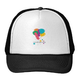 Congratulations Trucker Hats