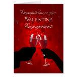 Congratulations Valentine's Day Engagement