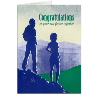 Congratulations-Wedding-Engagement-Moving In Greeting Cards