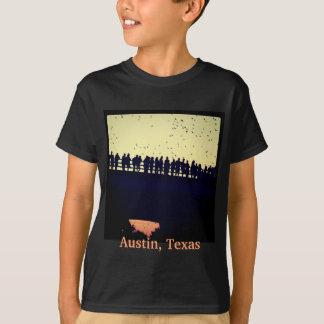 Congress Avenue Bridge Bats T-Shirt