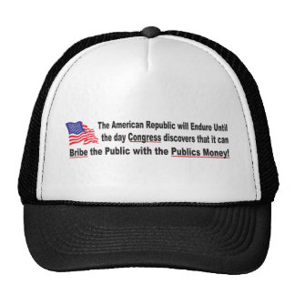 Congress-Bribe Hats