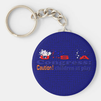 Congress Key Ring