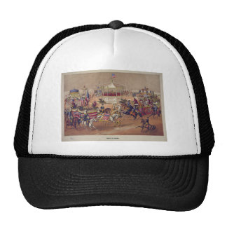 Congress of Nations (1875) Trucker Hat