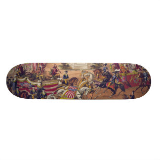 Congress of Nations 1875 Skate Board