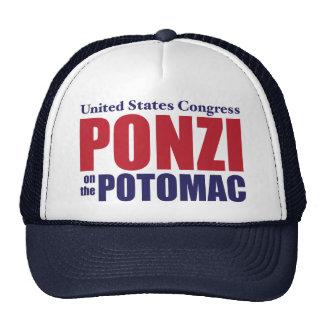 Congress: Ponzi on the Potomac Hats