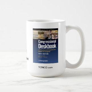 Congressional Deskbook 6e Mug