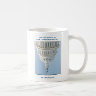 Congressional Dysfunction Coffee Mug