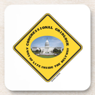 Congressional Gridlock Way Of Life Inside Beltway Coasters
